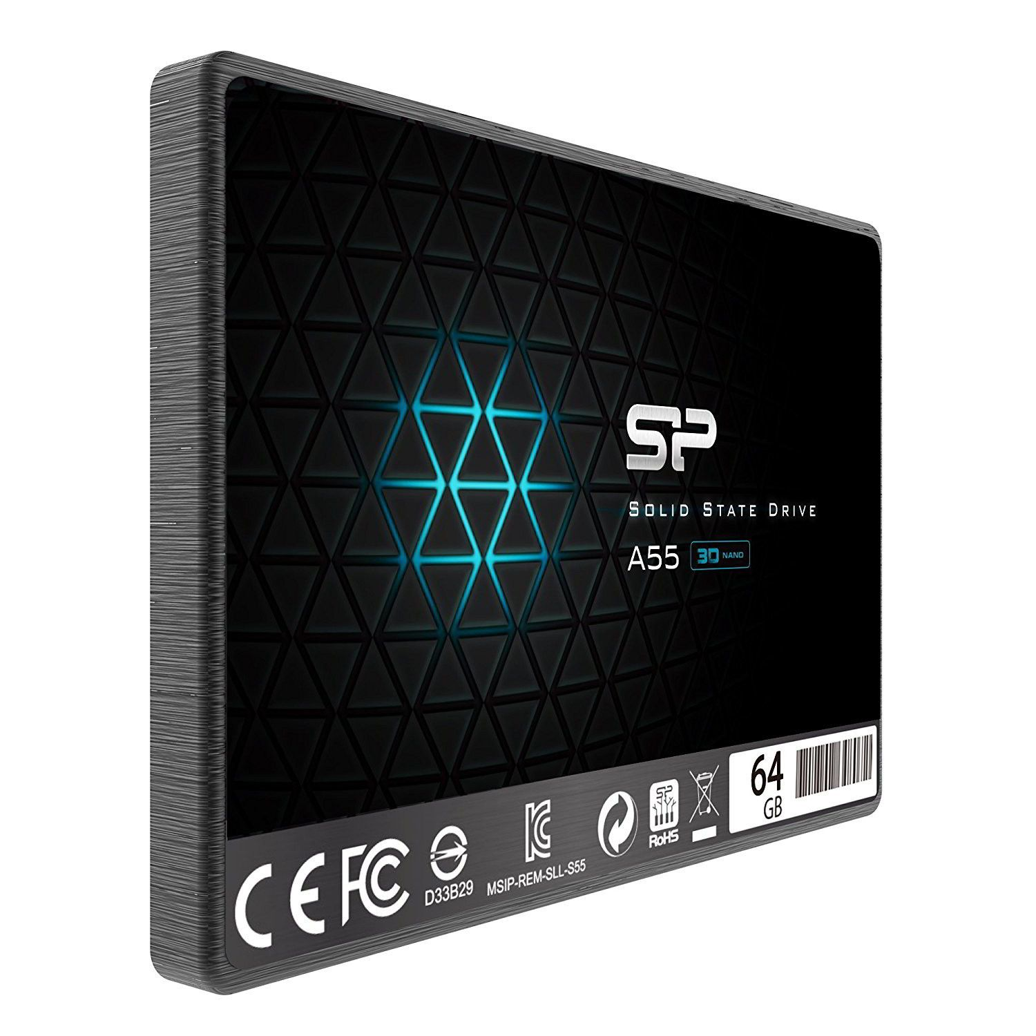 Hard Disk SSD Silicon Power Ace A55 64GB 2.5
