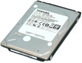 Hard Disk Notebook Toshiba HDKGB13A1A01 1TB SATA2 5400RPM 8MB 2.5