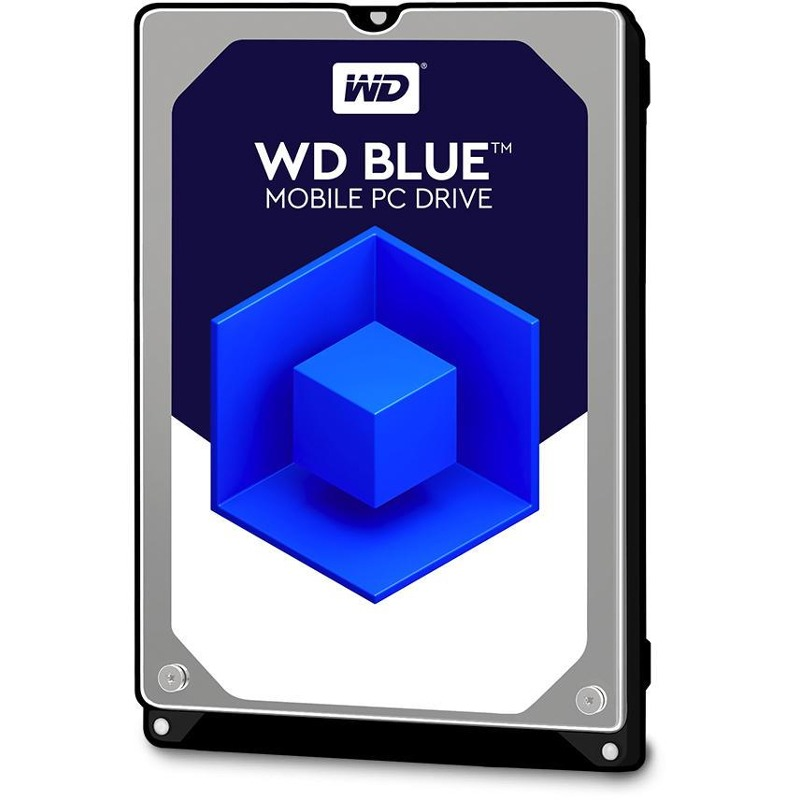 Hard Disk Notebook Western Digital Blue 1TB SATA III 5400RPM 8MB