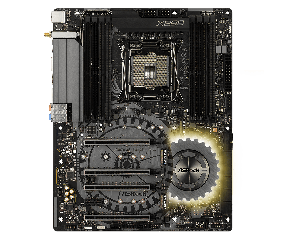 Placa de baza ASRock X299 TAICHI XE Socket 2066