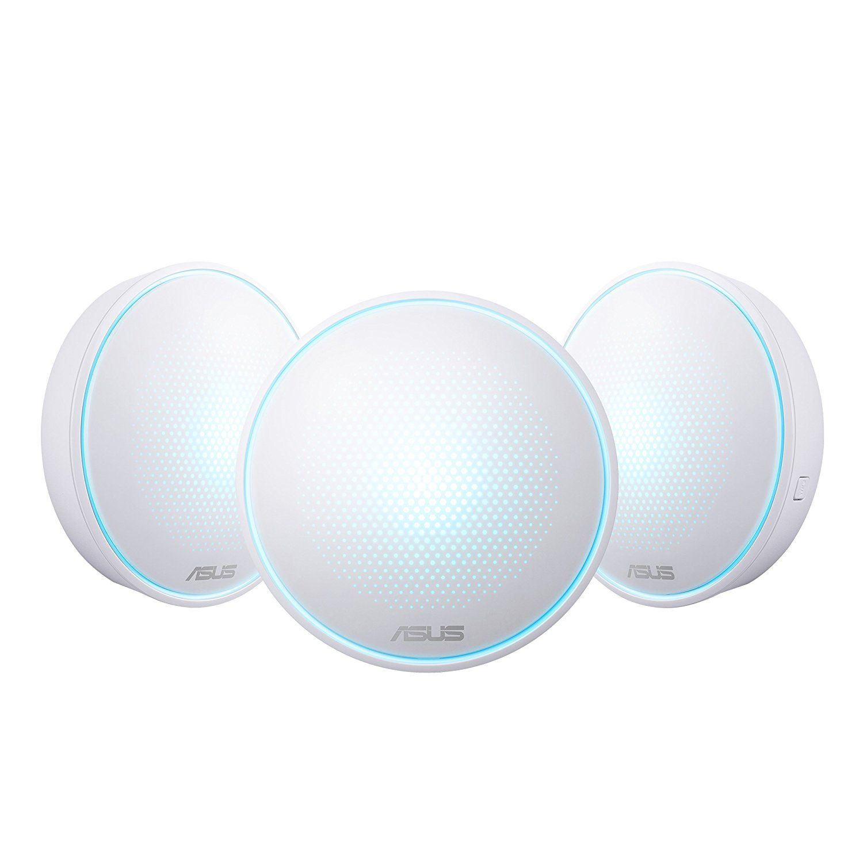 Sistem Wireless ASUS Lyra WAN: 1xGigabit WiFi:802.11ac-2200Mbps