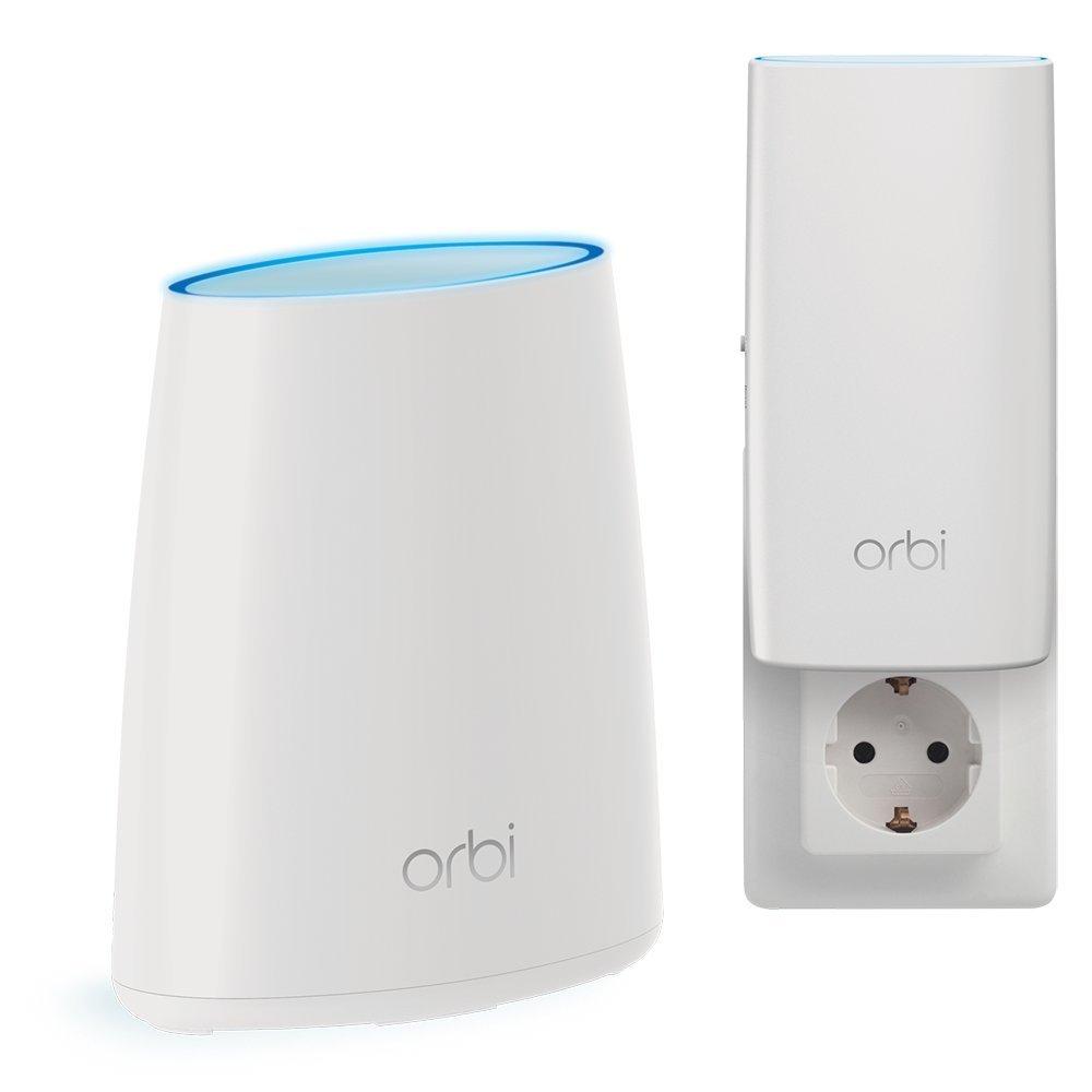 Router Netgear Orbi RBK30 WAN: 1xGigabit WiFi: 802.11ac-2200Mbps