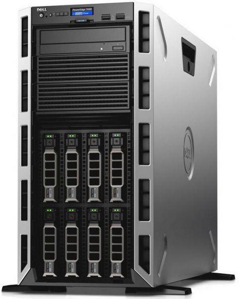 Server Dell PowerEdge T430 Intel Xeon E5-2620 v4 16GB RAM 120GB SSD 750W Dual Hot Plug