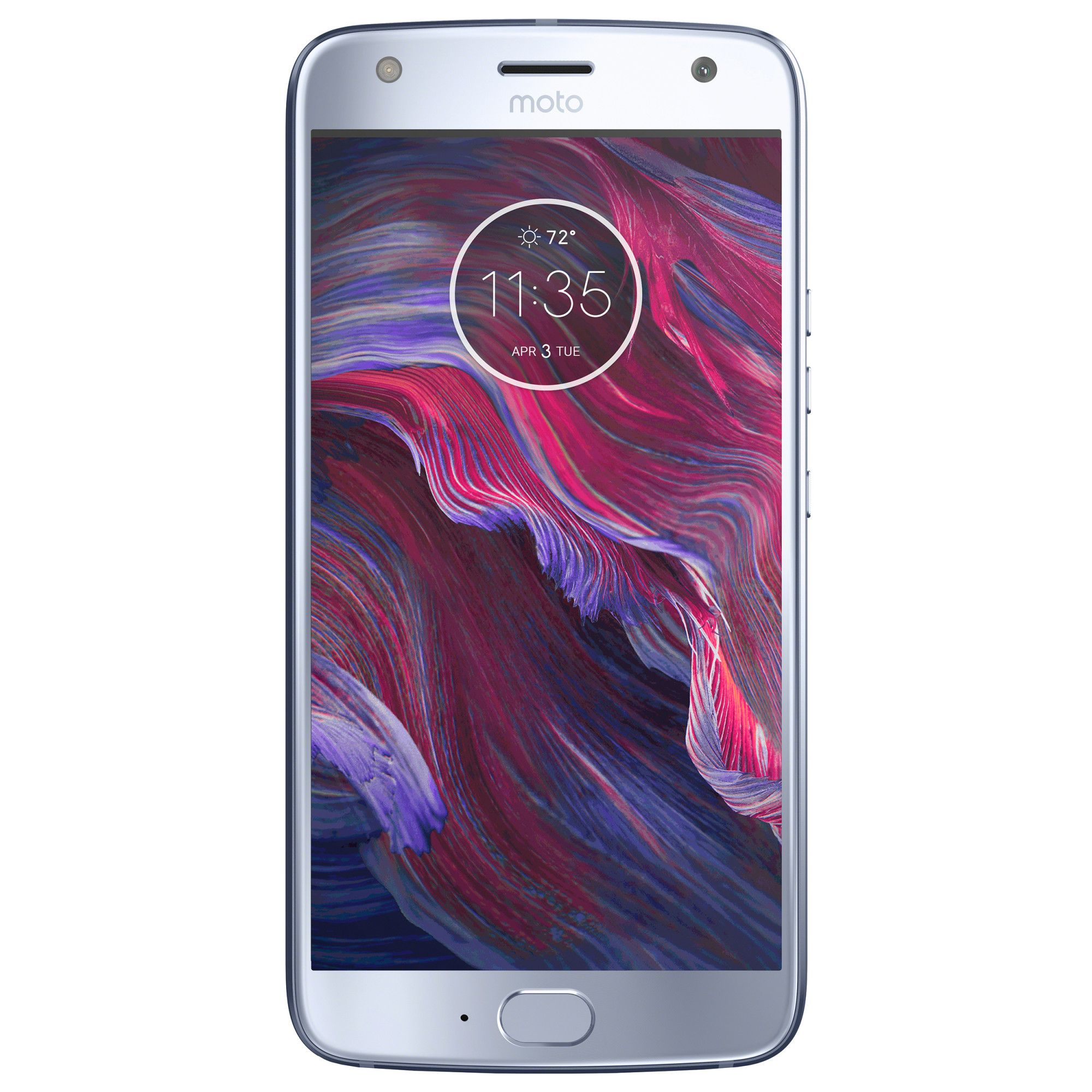 Telefon Mobil Motorola Moto X4 64GB Flash 4GB RAM Dual SIM Blue