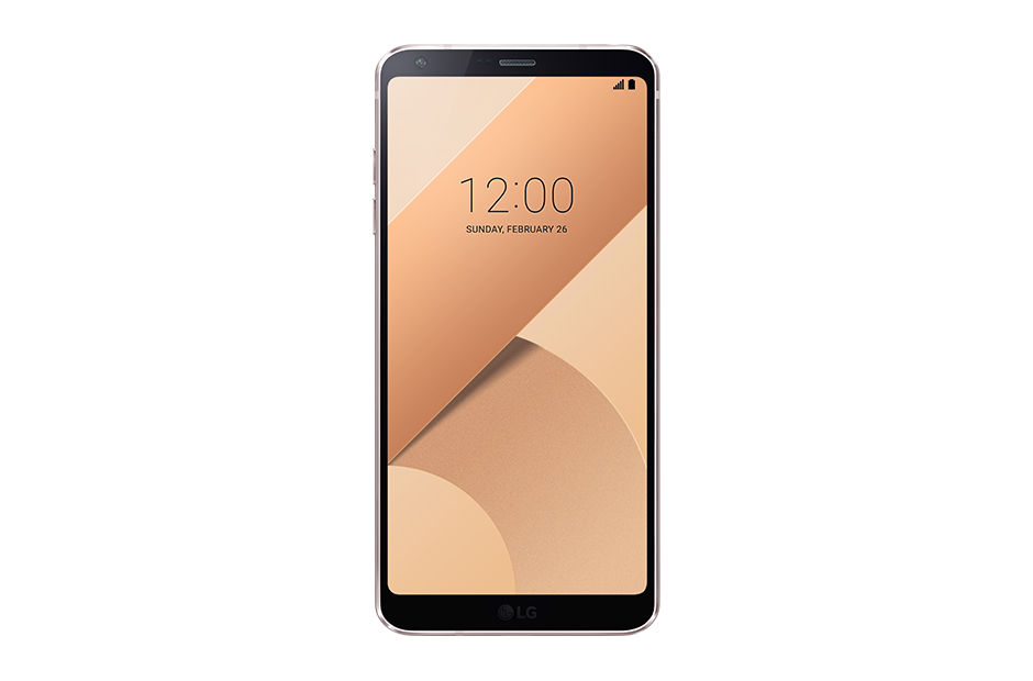 Telefon Mobil LG G6 Plus H870DSU 128GB Flash 4GB RAM Dual SIM 4G Gold