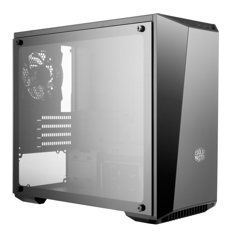 Carcasa PC Cooler Master MasterBox Lite 3.1 TG Black
