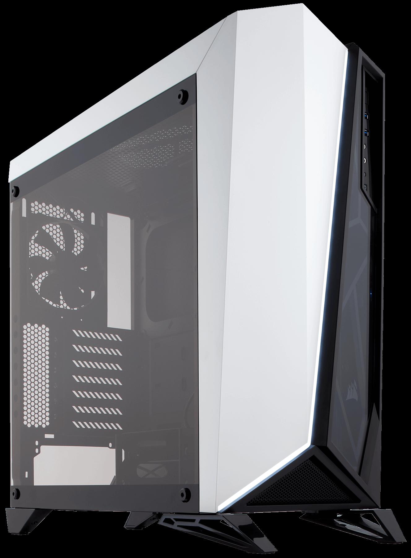 Carcasa PC Corsair Carbide Spec-Omega Gaming Alb