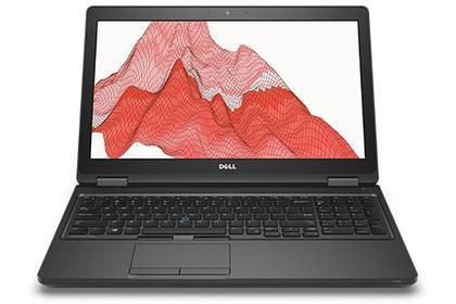 Notebook Dell Precision 3520 15.6 Full HD Intel Core i7-7820HQ M620-2GB RAM 16GB SSD 256GB Windows 10 Pro