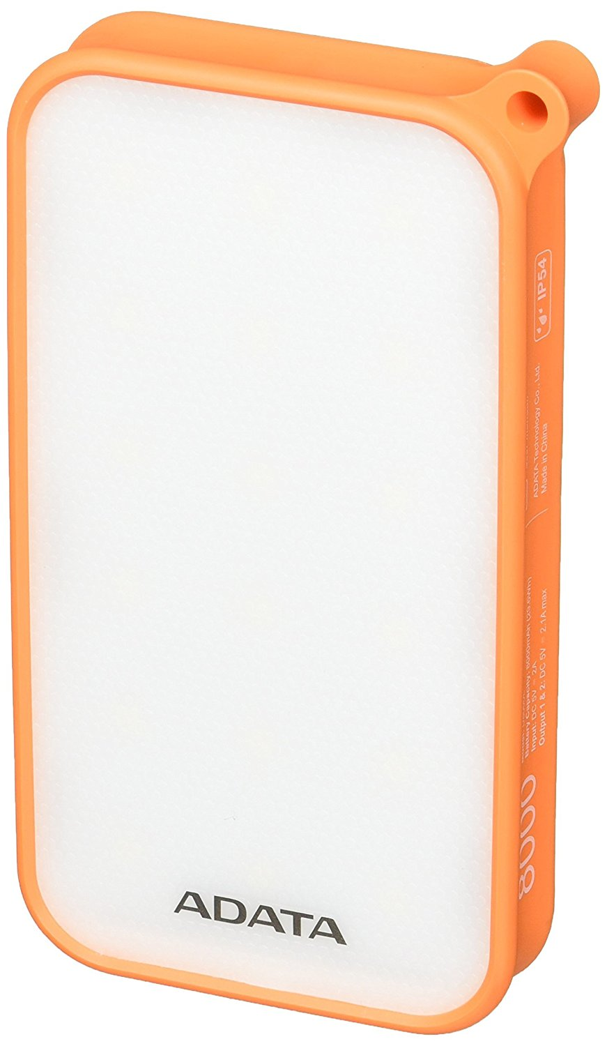 Baterie Externa A-Data D8000L 8000 mAh Orange