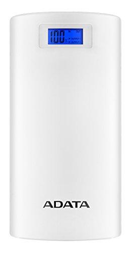 Baterie Externa A-Data P20000D 20000mAh White