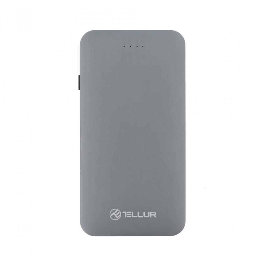 Baterie Externa Tellur QC 3.0 5000 mAh Gri