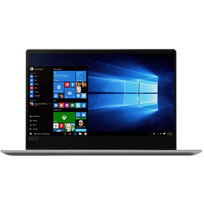 Ultrabook Lenovo IdeaPad 720S 13.3 Full HD Intel Core i7-8550U RAM 8GB SSD 256GB Windows 10 Home Gri