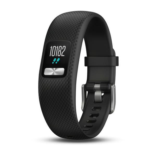 Smartwatch Garmin Vivofit 4 Black - (Curea Medium)