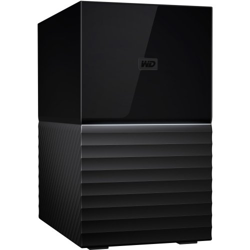 Hard Disk Extern Western Digital My Book Duo USB 3.0 4TB