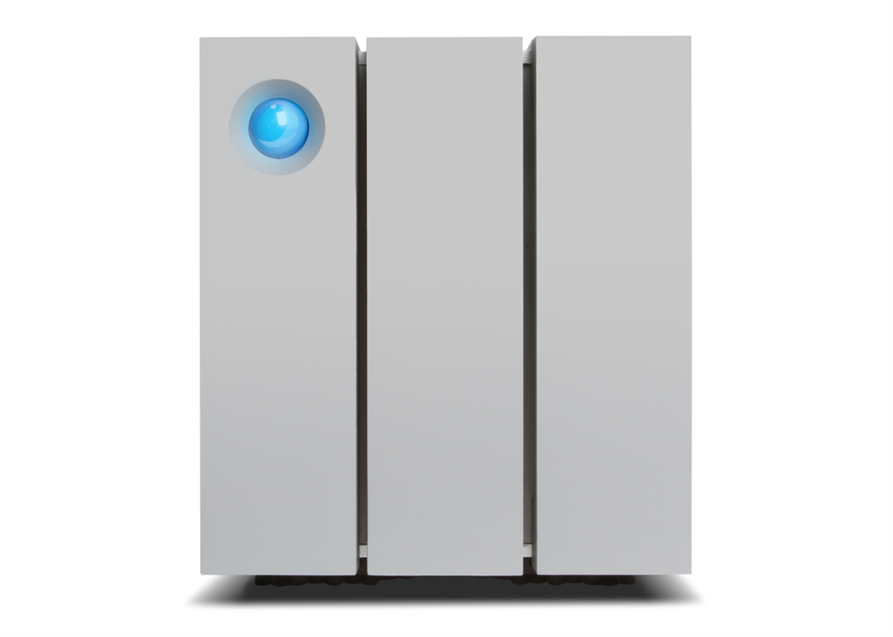 Hard Disk Extern LaCie 2big Thunderbolt 2 8TB