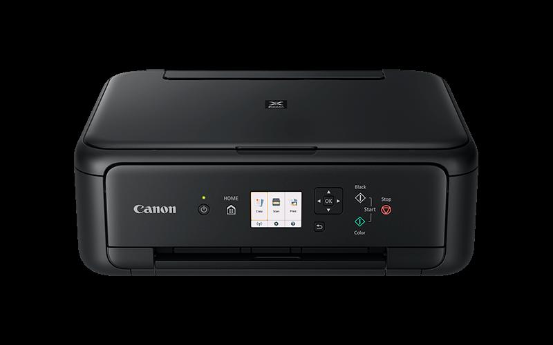 Multifunctional Inkjet Color Canon PIXMA TS5150 Black