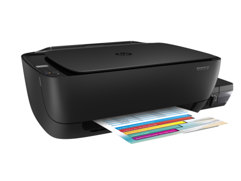 Multifunctional Inkjet HP DeskJet GT 5820 All-in-One