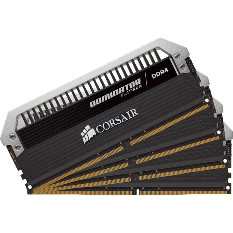 Memorie Desktop Corsair Dominator Platinium 64GB(4 x 16GB) DDR4 3333MHz