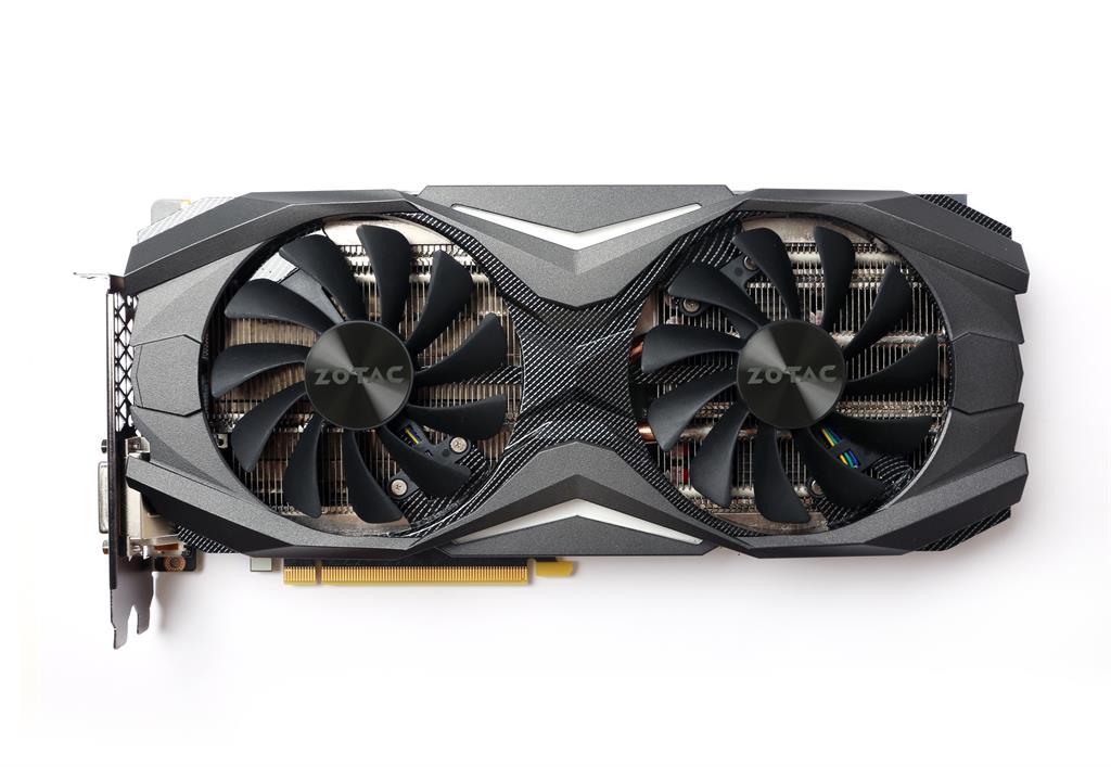 Placa Video Zotac nVidia GeForce GTX 1080 Ice Storm ExoArmor 8GB GDDR5X 256 biti