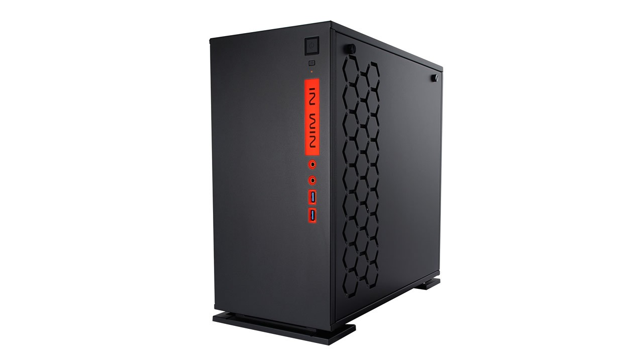 Carcasa PC In Win 301 BLACK