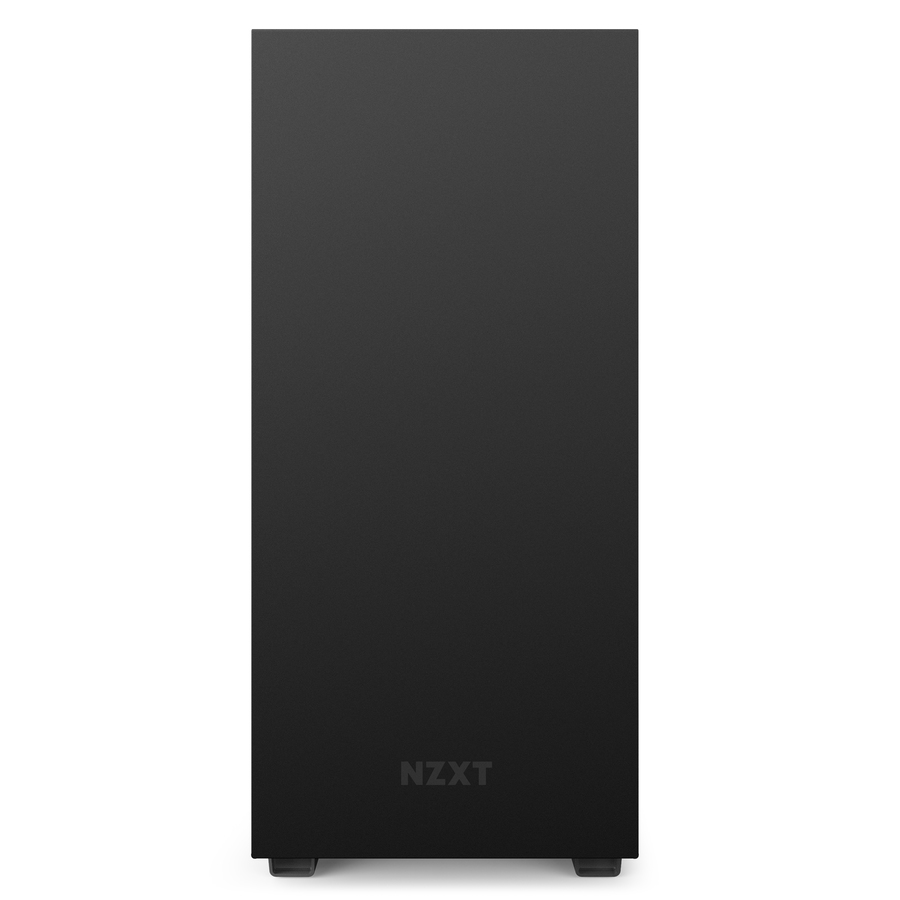Carcasa PC NZXT H700i Matte Black/Red