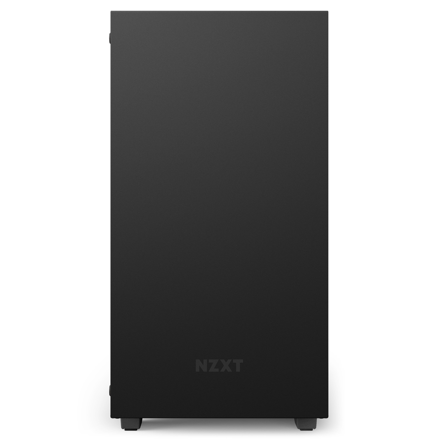 Carcasa PC NZXT H400i Matte Black/Red