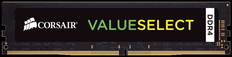 Memorie Desktop Corsair Value Select 4GB DDR4 2666MHz