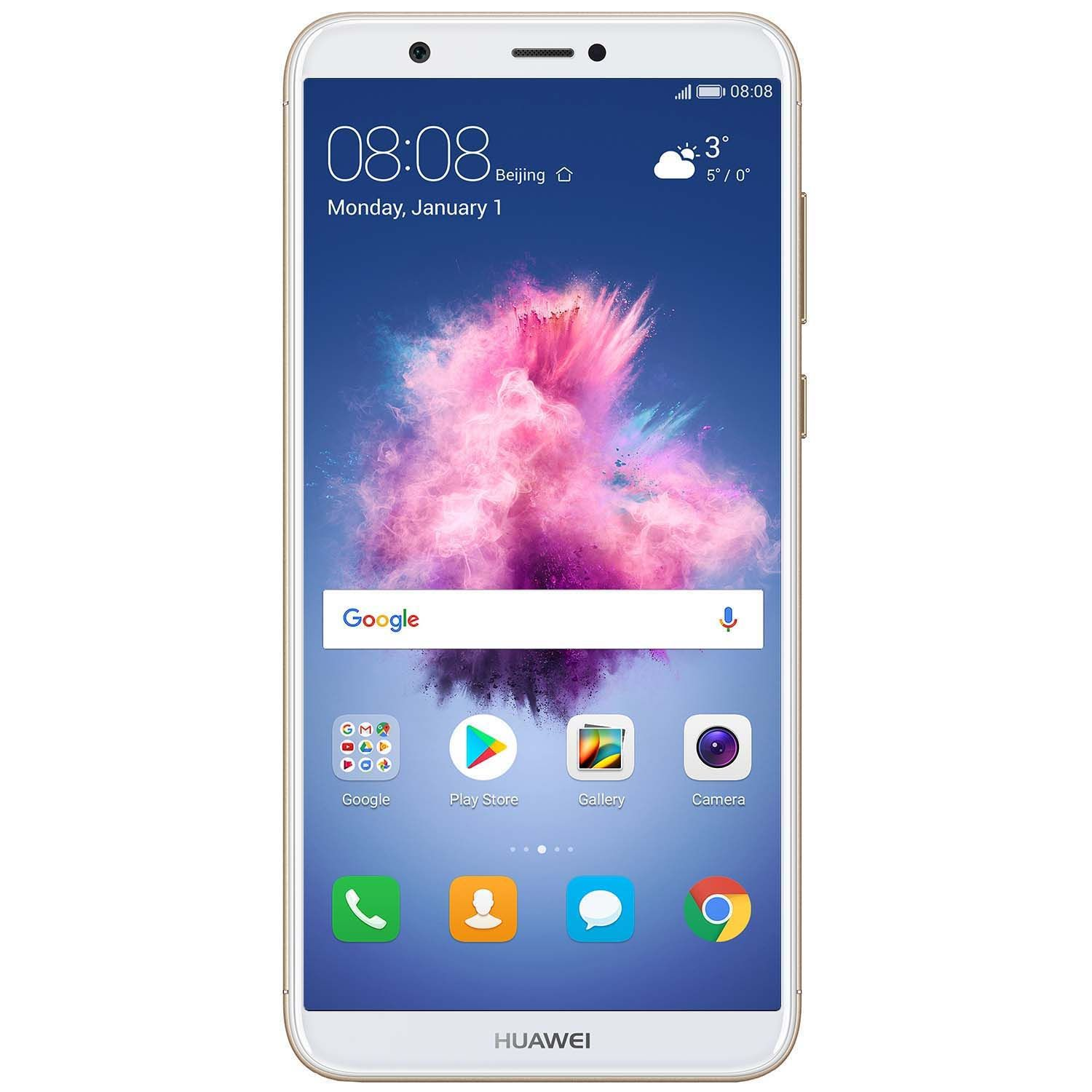 Telefon Mobil Huawei P Smart 32GB Flash 3GB RAM Dual SIM 4G Gold