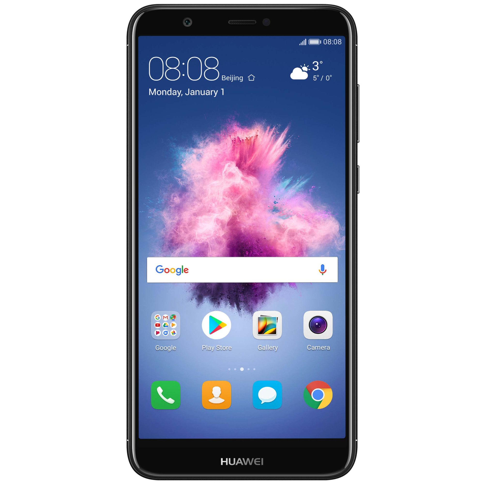 Telefon Mobil Huawei P Smart 32GB Flash 3GB RAM Dual SIM 4G Black