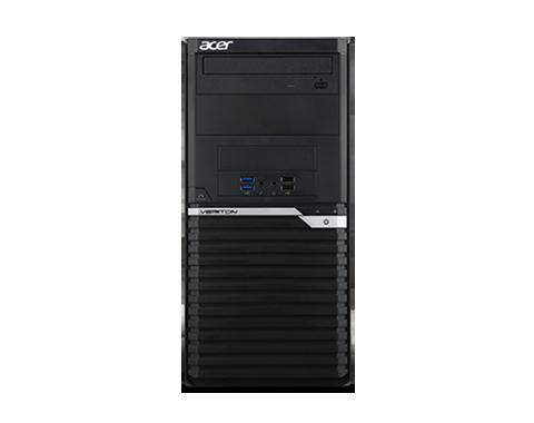 Sistem Brand Acer Veriton VM2640G Intel Core i5-7400 RAM 4GB HDD 1TB FreeDOS