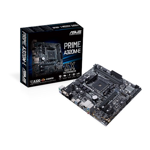 Placa de baza ASUS PRIME A320M-E socket AM4