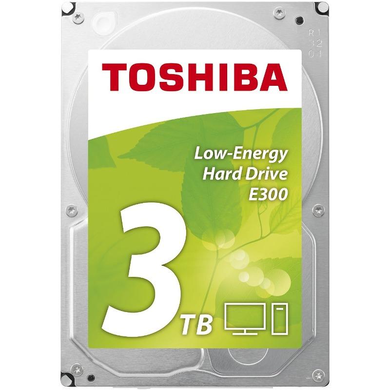Hard Disk Desktop Toshiba E300 3TB SATA3 5940RPM 64MB 3.5 bulk