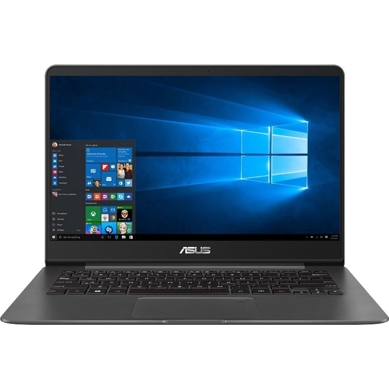 Ultrabook Asus ZenBook UX430UA 14 Full HD Intel Core i5-8250U RAM 8GB SSD 256GB Windows 10 Pro Gri
