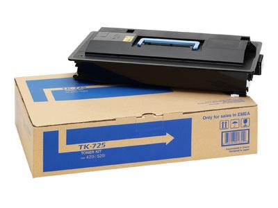 Cartus Toner Kyocera TK-725 Black 34000 pagini