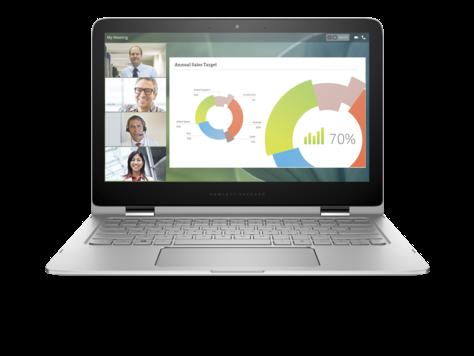 Ultrabook HP EliteBook x360 1030 G2 13.3 Ultra HD Touch Intel Core i7-7600U RAM 16GB SSD 512GB Windows 10 Pro