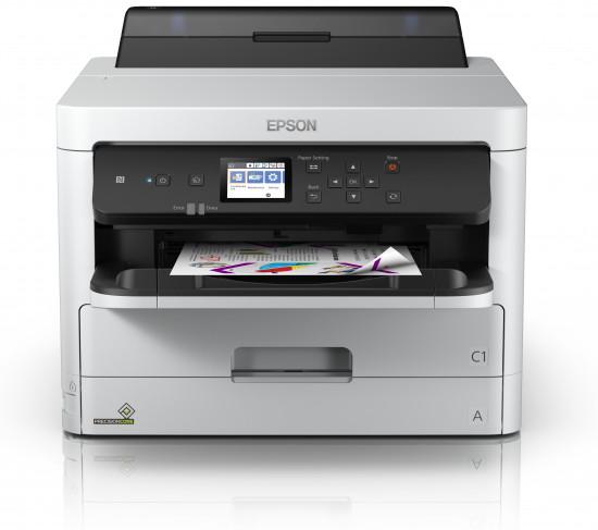 Imprimanta Inkjet Color Epson WorkForce Pro WF-C5210DW