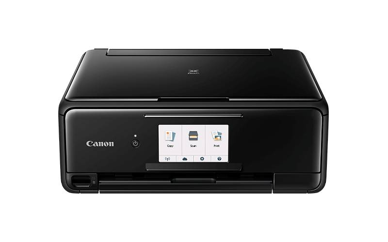Multifunctional Inkjet Color Canon PIXMA TS8150
