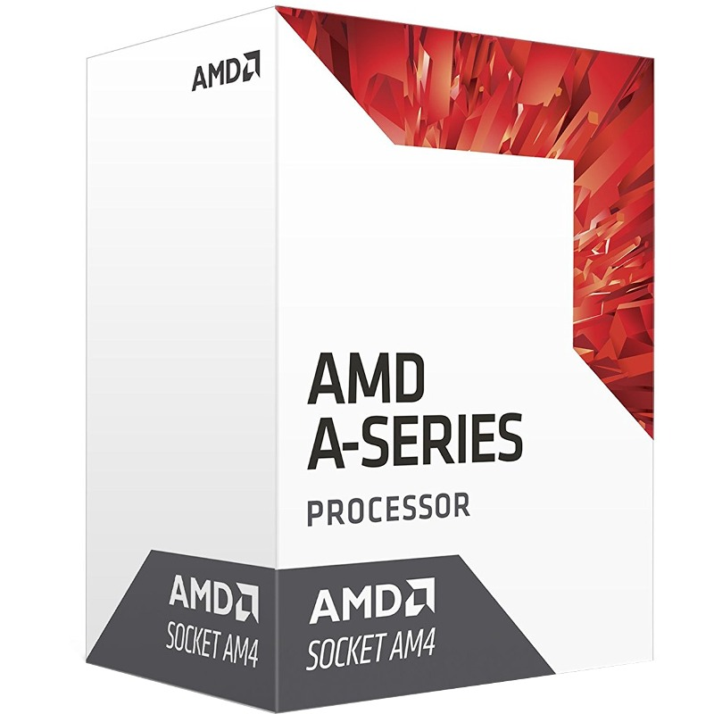 Procesor AMD A6-9500 7th Gen 3.5 GHz 1MB