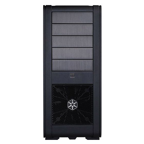 Carcasa PC Silverstone Fortress FT01B Black