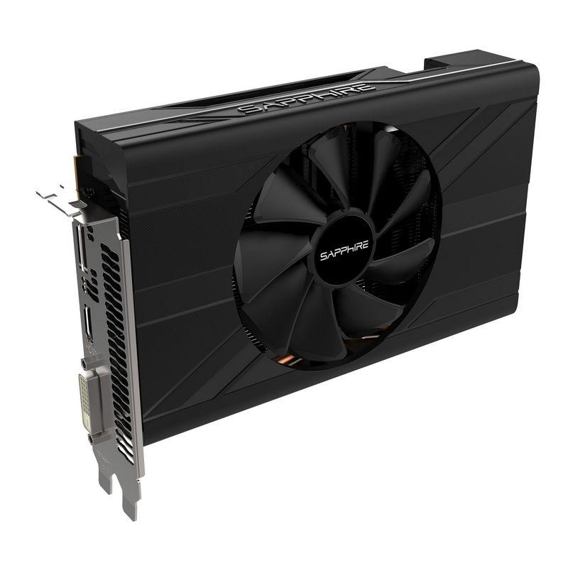 Placa Video Sapphire Radeon Pulse ITX RX 570 4GB GDDR5 256 biti