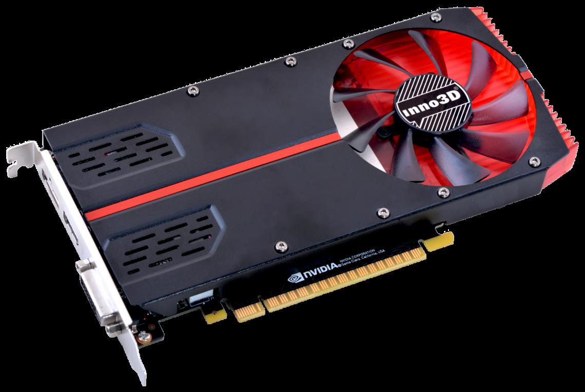 Placa Video Inno3D GeForce GTX 1050 1-Slot Edition 2GB GDDR5 128 biti