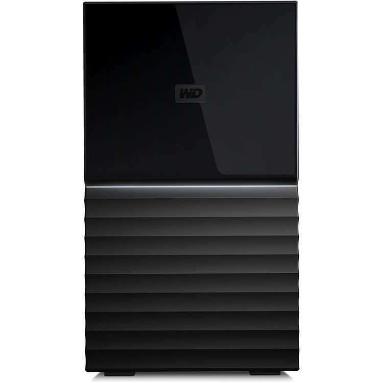 Hard Disk Extern Western Digital My Book Duo 20TB USB 3.0