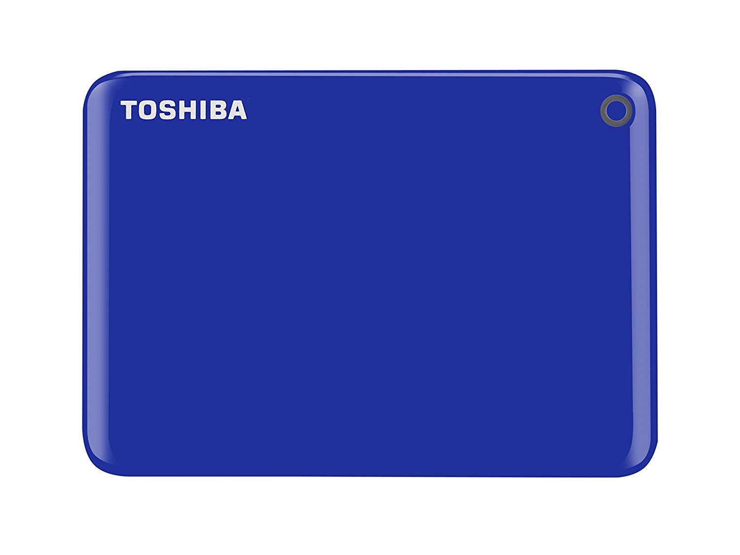 Hard Disk Extern Toshiba Canvio Connect II 2TB Blue