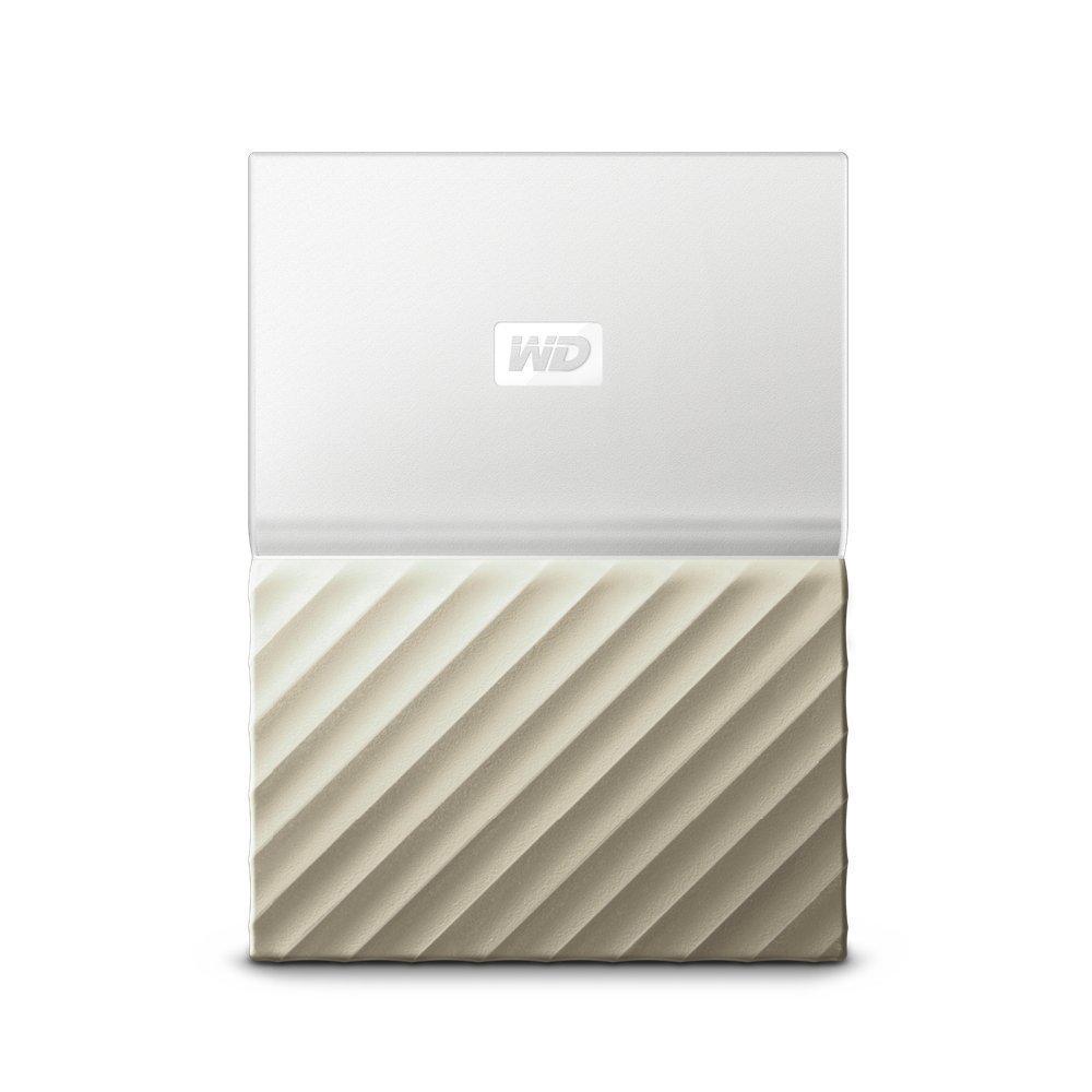 Hard Disk Extern Western Digital My Passport Ultra 2TB Gold
