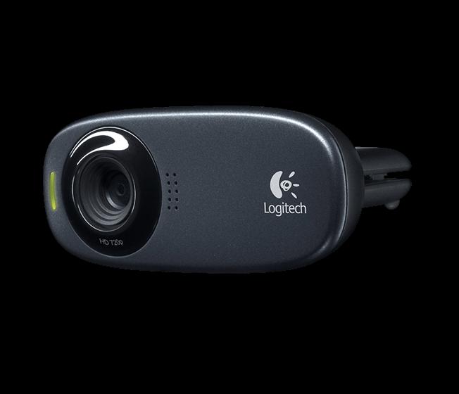 Camera Web Logitech C310