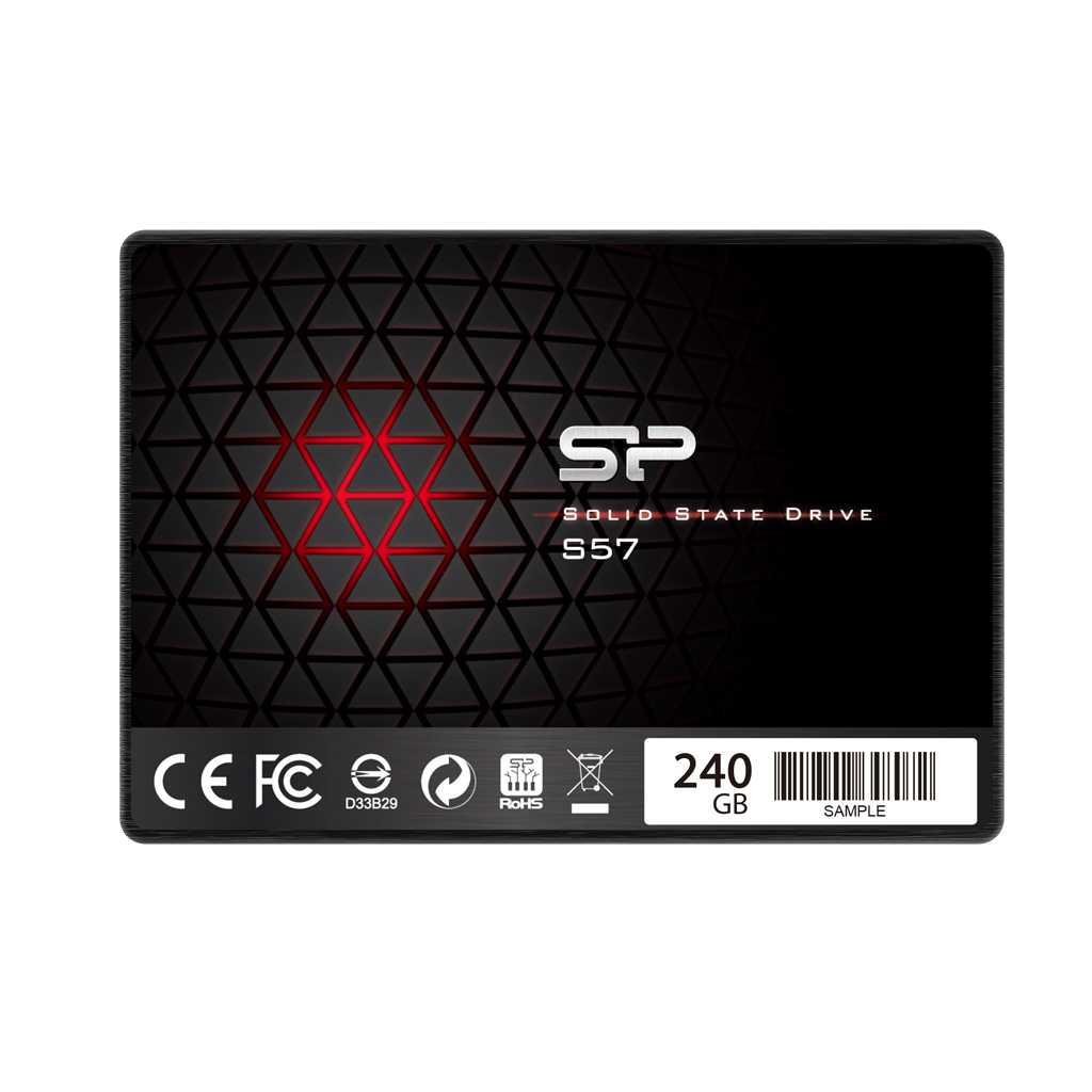 Hard Disk SSD Silicon Power Slim S57 240GB 2.5