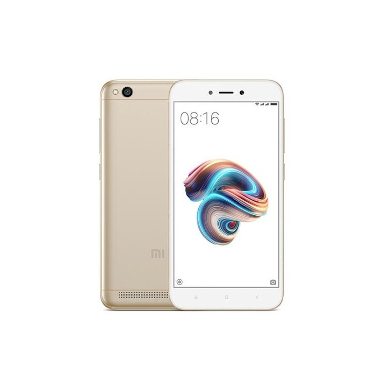 Telefon Mobil Xiaomi Redmi 5a 16GB Flash 2GB RAM Dual SIM 4G Gold