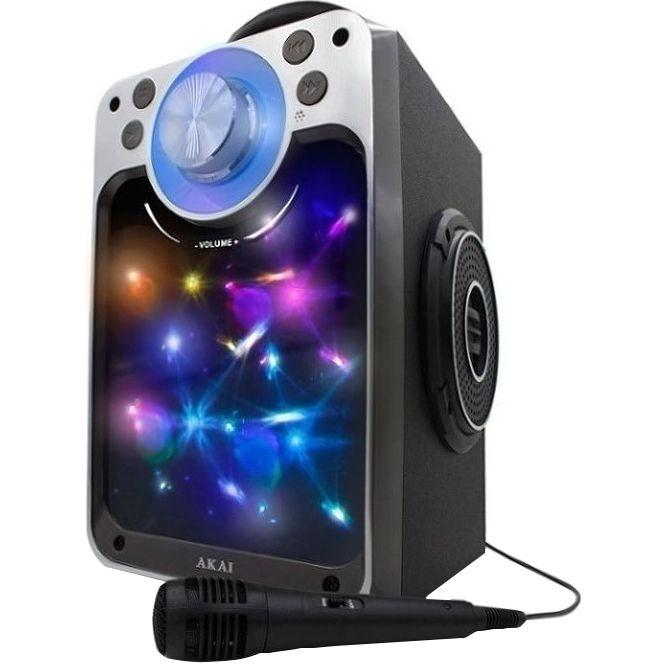 Boxa Portabila AKAI CEU7300-BT 6W Bluetooth Negru