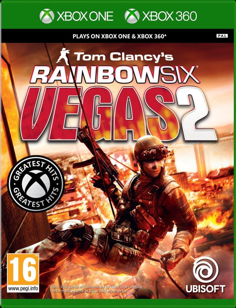 Rainbow Six Vegas 2 - Xbox 360