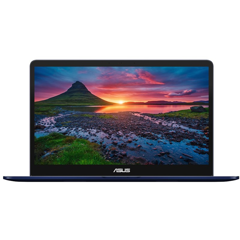 Ultrabook Asus ZenBook UX550VE 15.6 Full HD Intel Core i7-7700HQ GTX 1050Ti-4GB RAM 16GB SSD 512GB Windows 10 Pro Albastru title=Ultrabook Asus ZenBook UX550VE 15.6 Full HD Intel Core i7-7700HQ GTX 1050Ti-4GB RAM 16GB SSD 512GB Windows 10 Pro Albastru